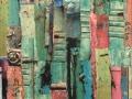 doors III 20 x 20 cm